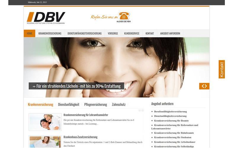 DBV Homepage