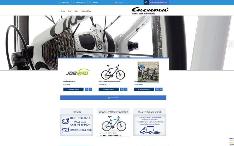 Cucuma Fahrräder
