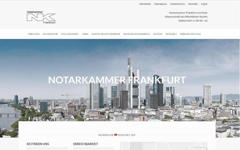Notarkammer-Frankfurt