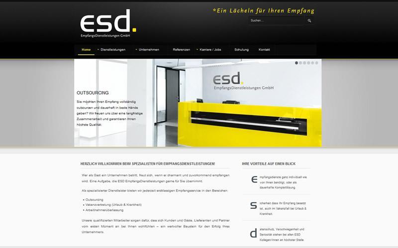 ESD Empfang