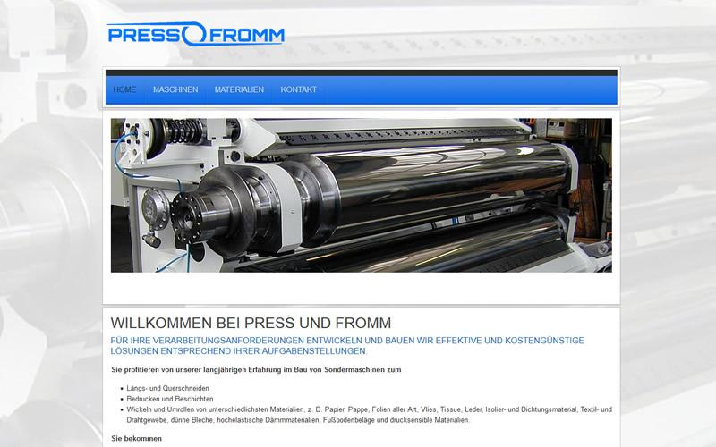 Press & Fromm